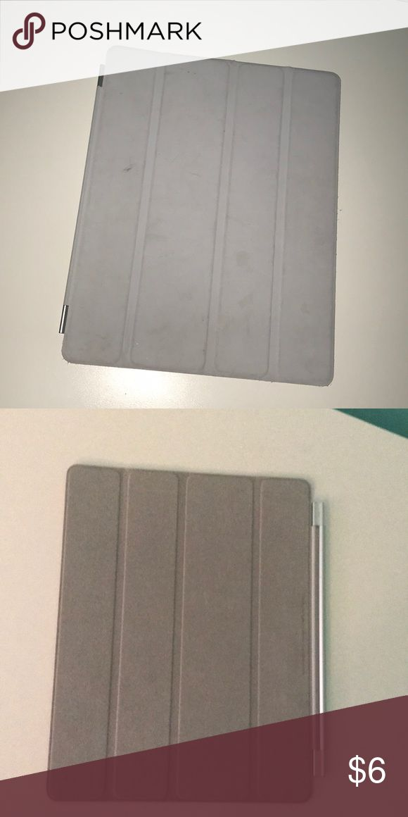 iPad smart case front cover Used for an iPad 3... May fit other sizes as well apple Accessories Tablet Cases