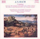 Bach: Coffee Cantata, BWV 211; Peasant Cantata, BWV 212 [CD]