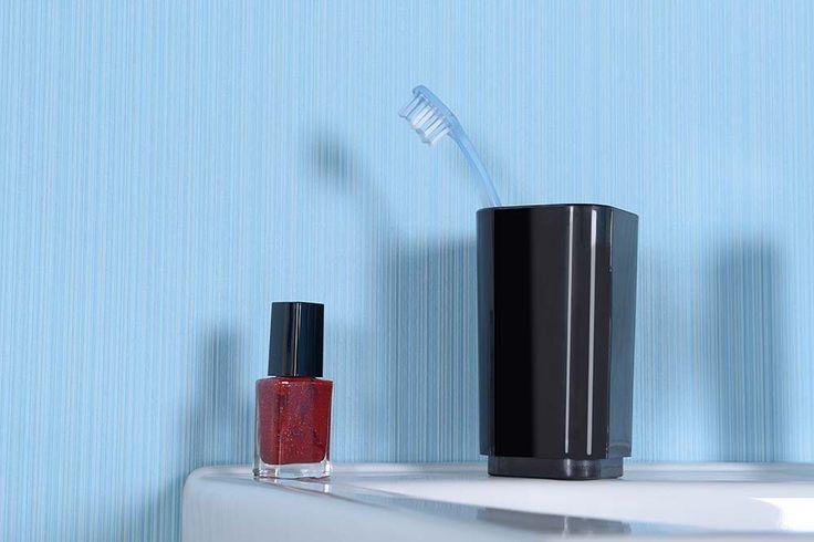 SEVENTY dávkovač mýdla na postavení, černá, SAPHO E-shop