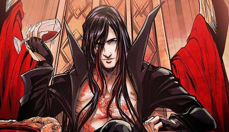 Dark-Hunters: Μεταφορά σε comic, manga & βιβλία ζωγραφικής - #DabelBrothersPublishing, #DarkHunter, #Fantasy, #MelJoySanJuan, #SherrilynKenyon #Books, #Comics, #Manga, #News, #Photos More: http://on.hqm.gr/co