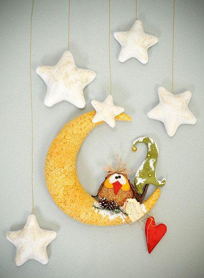 MERRY+CHRISTMAS+USA+epattern+by+ilmondodellenuvole+on+Etsy,+$13.00