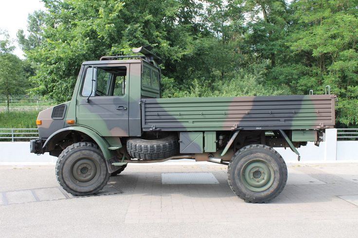 Unimog 435 1300 L