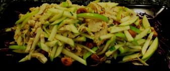 Thai Apple Salad http://www.bellaonline.com/articles/art175730.asp