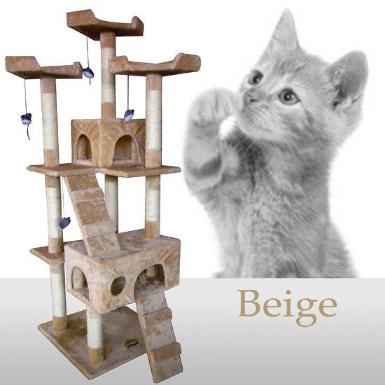 diy cat scratching post - Bing Images