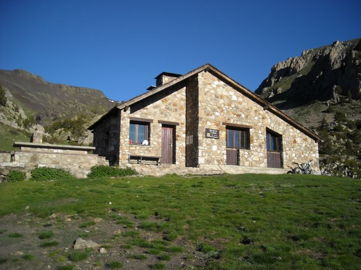 Refugi de Claror -  Andorra