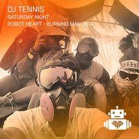 DJ Tennis - Robot Heart - Burning Man 2014 by Robot Heart on SoundCloud