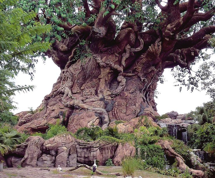 https://flic.kr/p/8zCLR3 | Magic Tree South | The Tree of Life (best viewed large) ~ Animal Kingdom ~ Orlando, Florida