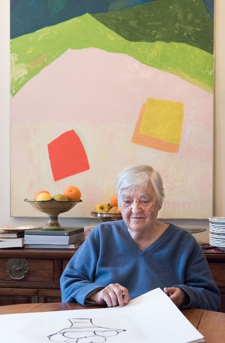 The poetry of paint: an interview with Etel Adnan | Blog | Royal Academy of Arts