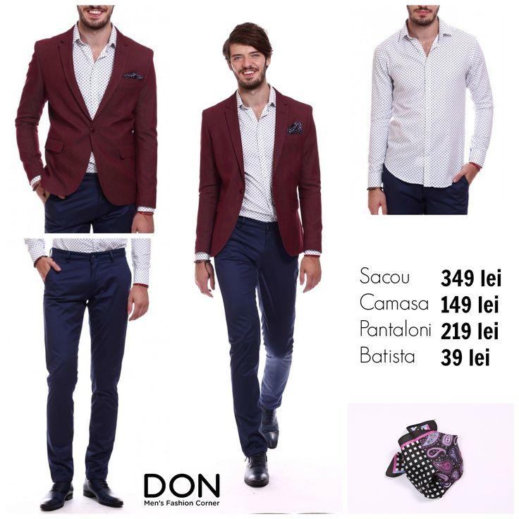 SHOP THE LOOK - 680 lei don-men.com #shoponline #shopnow