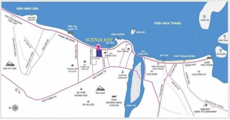 Scenia Bay Nha Trang – Mang lại những dấu ấn khó phai cho du khách