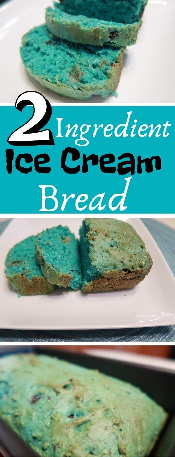 Cómo hacer pan de helado de 2 ingredientes   – Our Daily Bread