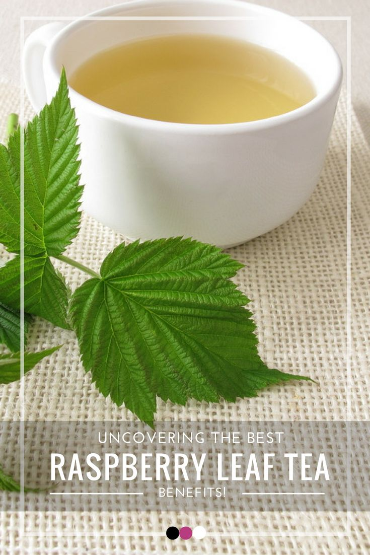 Time to uncover the best kept raspberry tea leaf benefits!