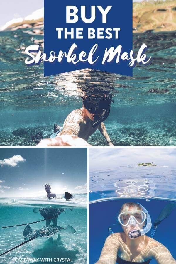98238df8b5e Buy the best snorkel gear for your needs! This buying guide will help you  choose