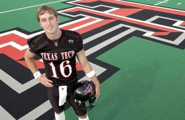 Kliff Kingsbury, Texas Tech Red Raiders