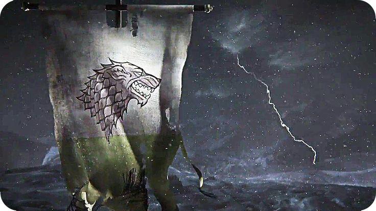 GAME OF THRONES Season 6 BANNER TEASER TRAILER (2016) HBO Series