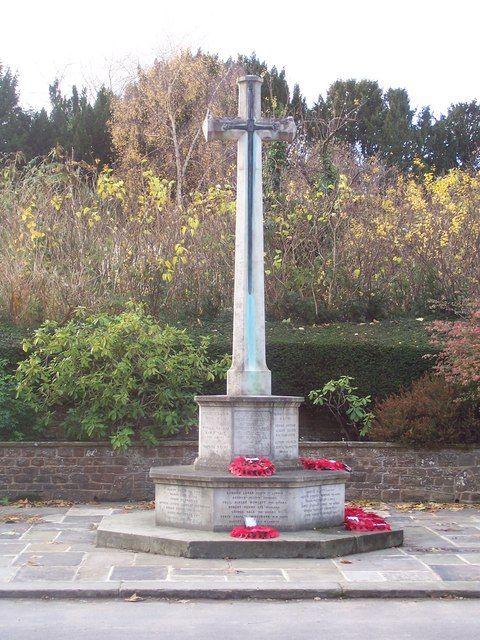 Witley War memorial by M J Bottle, via Geograph