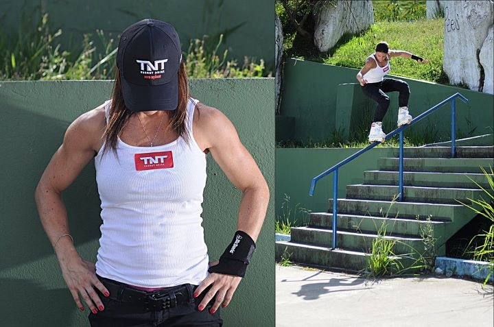 Fabiola da Silva... TNT | Xtreme | Pinterest
