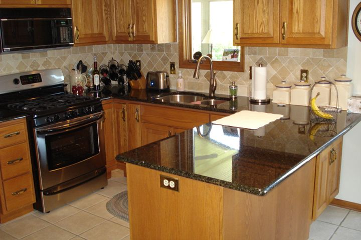 Countertop backsplash options dupont corian terra with large ogee edge treatment redred61 Kitchen platform granite design