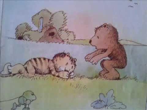 """▶ Tráiler """"Yo te curaré, dijo el pequeño oso"""" - YouTube"""