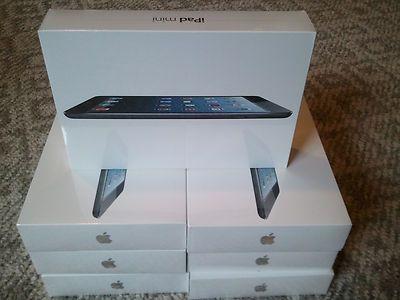 New Apple iPad Mini 64GB Wi Fi 7 9in Black Slate Latest Model MD530LL A 885909575343 | eBay