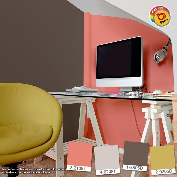 Espacios acogedores color hogar diy decoraci n para for Decoracion hogar acogedor