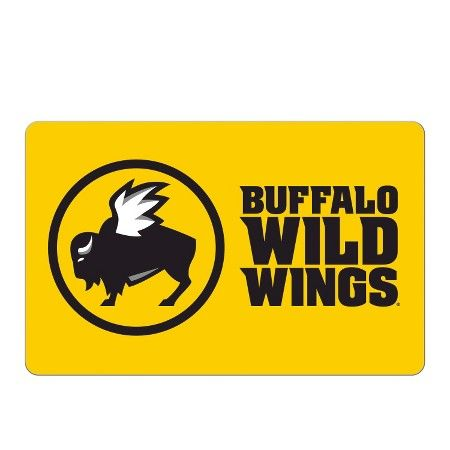 Buffalo Wild Wings® $50 Gift Card (email delivery) : Target