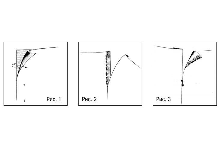 Школа шитья: застежка на молнию