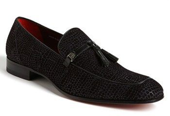 Mezlan 'Novara I' Tassel Loafer on shopstyle.com