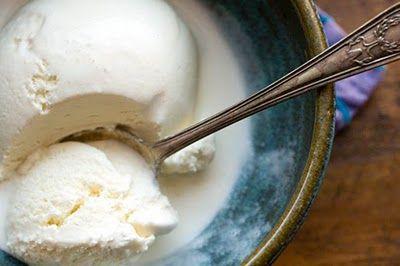 "Honey Lavender Ice Cream from ""It's Complicated""  LOVEEEEE that movie"