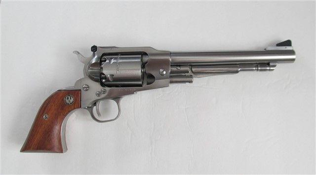"""NIB SS Ruger Old Army 7 1/2 """"Adj Zabytki mennicy:.! Black Powder Pistolety i broń odprzodowa Pistolety na GunBroker.com"""