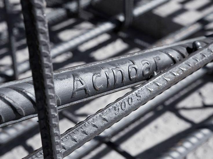 Barras conformadas AP 500 Acindar - Chacore S.A.