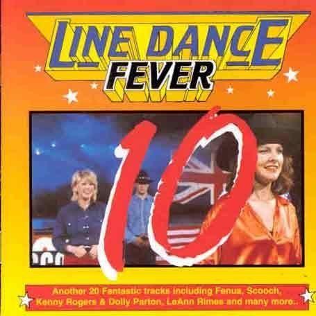 Line Dance Fever - Vol. 10-Line Dance Fever, Grey