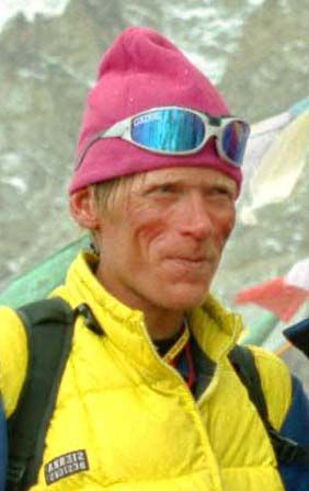 Anatoli Boukreev.(1958-1997) Russia. Climbed 7 of the 8000m peaks without supplementary oxygen. Died in an avalance on Annapurna