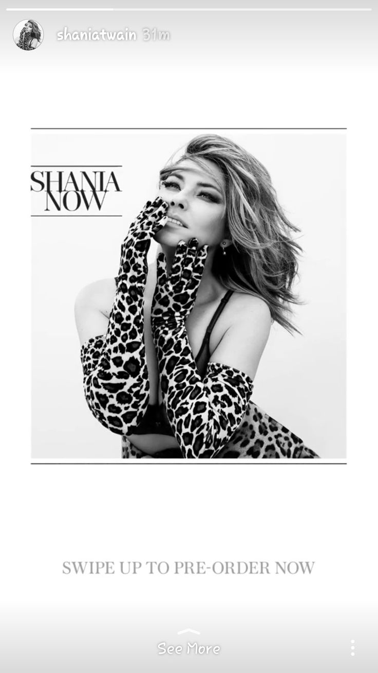 Shania Now! Shania Twain's new album!! #SHANIATWAIN #WELOVESHANIA  #Lifesabouttogetgood