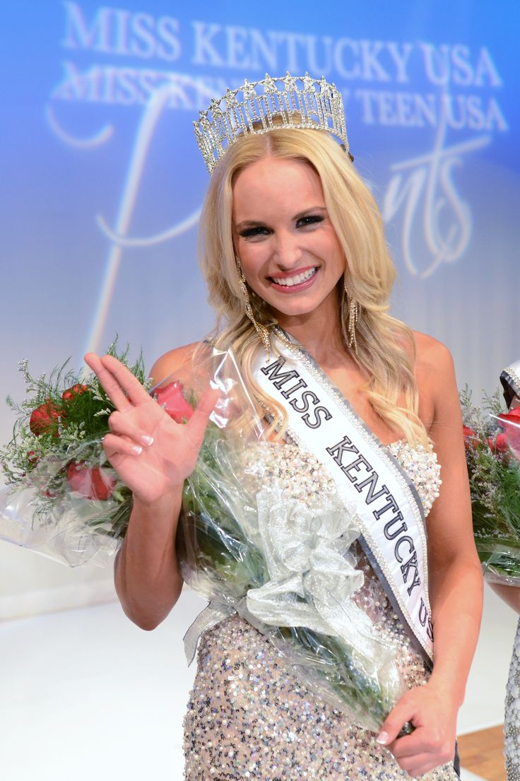 Louisville volleyball player Katie George wins Miss Kentucky USA ...