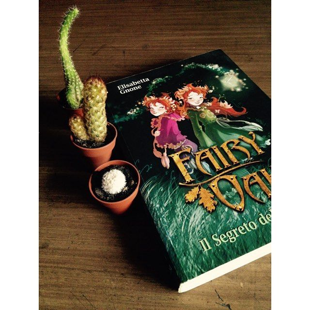 #professorsbookstober 5 • Favorite children's book. I bought fairy oak when I was 12, it's a really great story, for kids of course, but even if I read it now I didn't find it boring! Sadly I am missing the last book, never read it even in library. #books #cactus #succulents #fairyoak #green #fantasy #childrensbooks #childrensweek #booksphotography #booksphotos #bookstagram #bookstagrammer
