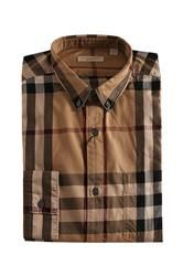 CAMICIA BURBERRY IN CHECK CLASSICO [BURBERRY]