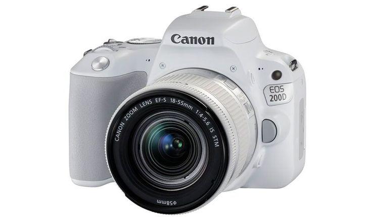 Conheça a nova Canon EOS 200D