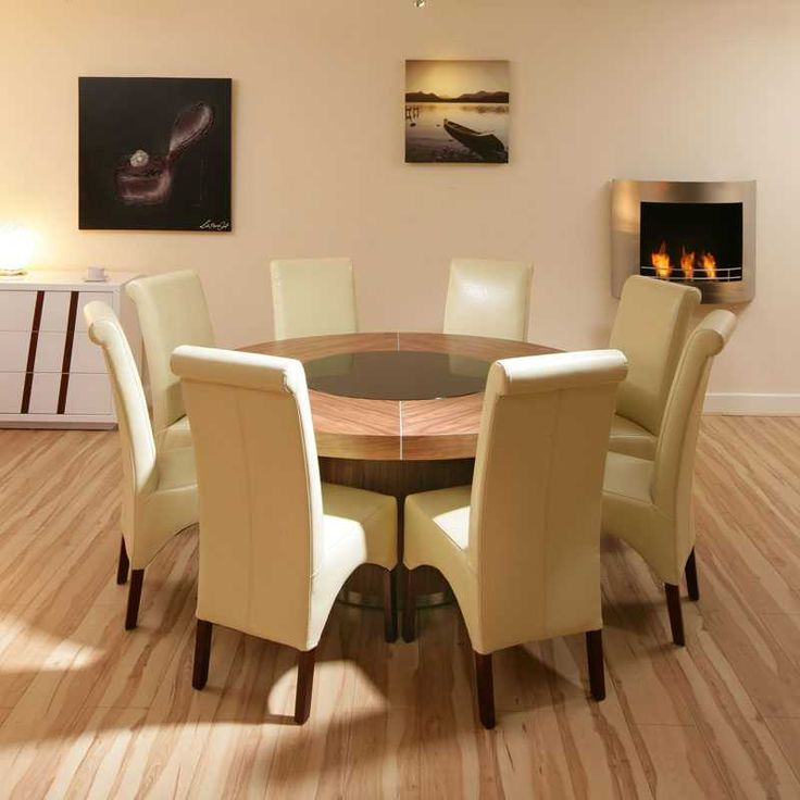 The 25+ Best Large Round Dining Table Ideas On Pinterest | Round Dinning Room  Table, Round Dining Room Tables And Large Dining Room Table Part 36