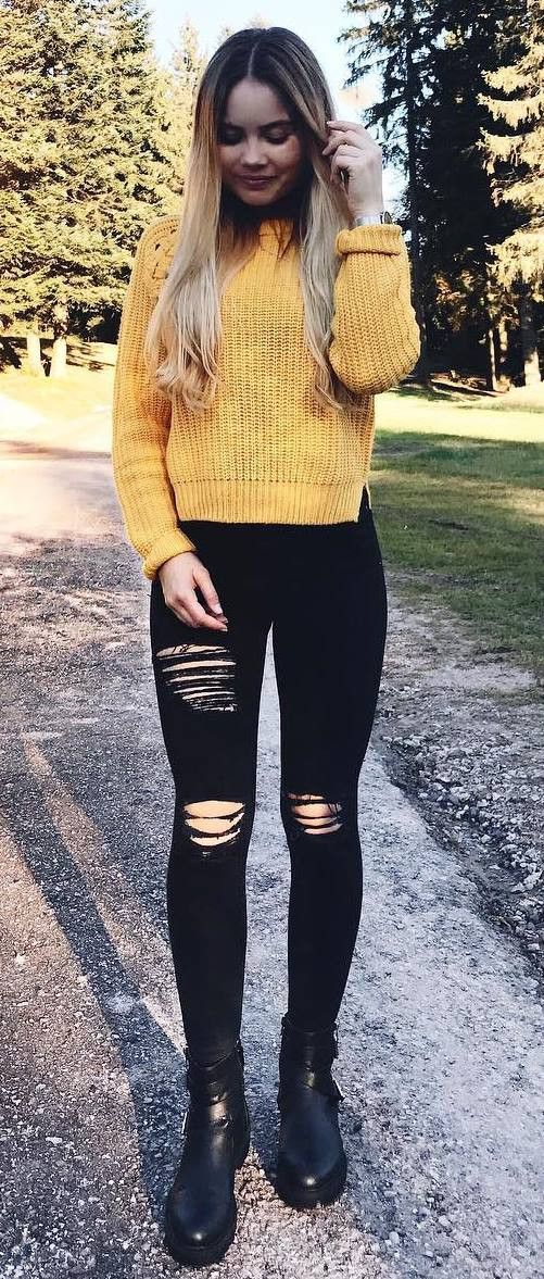 fe6fd65bc6c9 30+ Winter Outfits You'll Actually Want To Wear | 100+ Ways To Wear ...