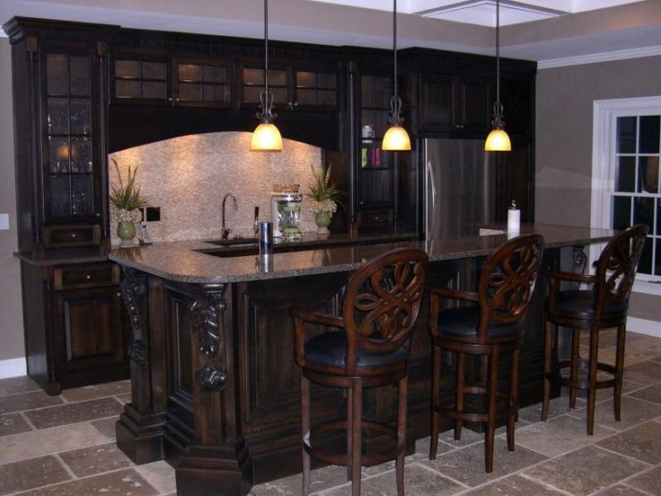 195 Best Home Bar Images On Pinterest | Basement Bars, Basement Ideas And  Home Bars