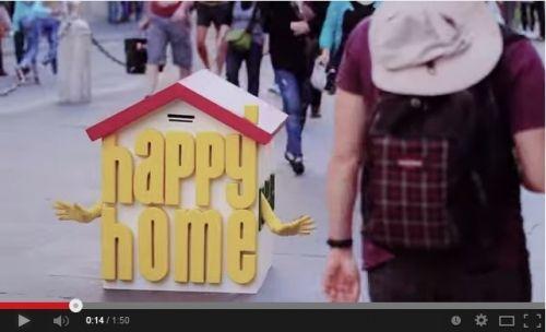 Il video del concorso happy home, in viaggio verso casa di @eni. In palio tantissimi premi! #happyhomeeni#ad