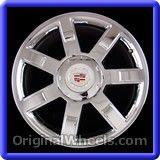 Cadillac Escalade 2014 Wheels & Rims Hollander #5309 #Cadillac #Escalade #CadillacEscalade #2014 #Wheels #Rims #Stock #Factory #Original #OEM #OE #Steel #Alloy #Used