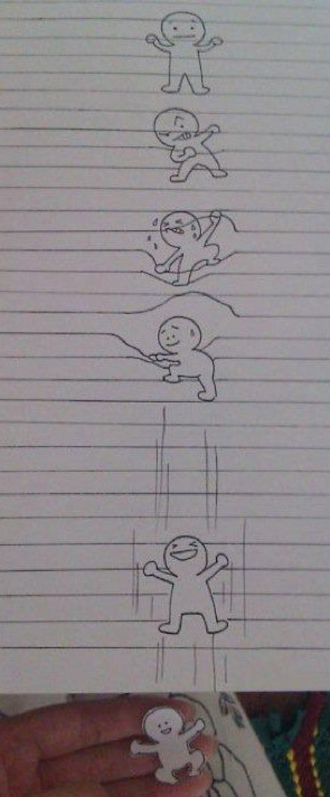 leuk om te tekenen