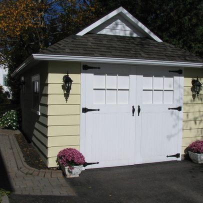 22 best images about detached garage on pinterest Detached garage remodel ideas