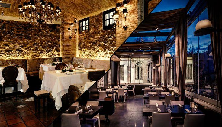 Για τους περισσότερους αποτελούν τα δύο κορυφαία εστιατόρια της Αθήνας. Σε ένα τολμηρό, εορταστικό άρθρο, ο Πάνος Δεληγιάννης φέρνει σε κόντρα τα δύο εμβληματικά εστιατόρια. Ποιο από τα δύο θα νικήσει;