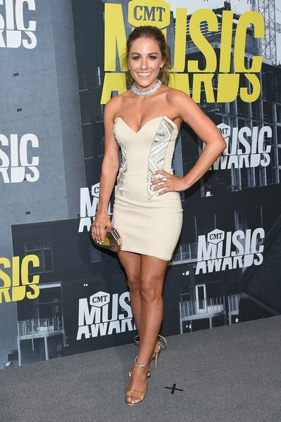 Tara Thompson attends the 2017 CMT Music Awards at the Music City Center on June 7, 2017 in Nashville, Tennessee.