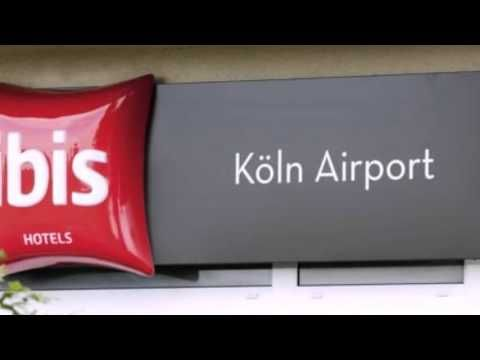 ibis Hotel Köln Airport - Köln - Visit http://germanhotelstv.com/ibis-koln-airport The Ibis Hotel Köln Airport is just east of Cologne city centre. It offers free parking free WiFi in all areas and good access to Cologne's tourist attractions KölnMesse Exhibition Centre and Cologne-Bonn Airport. -http://youtu.be/iRyJ6yKSWAU