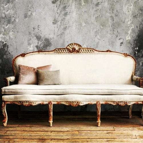 102 best images about Vintage Sofa on Pinterest Vintage sofa