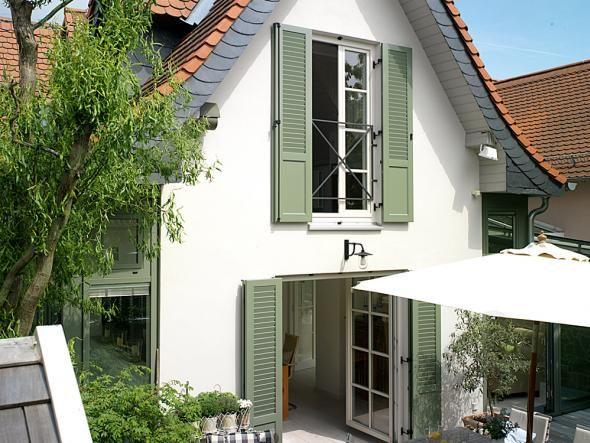 Nuanțe de crem, bej și verde într-o amenajare de invidiat a unei case vechi de 200 de ani Jurnal de design interior